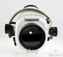 Extremely Rare Original Underwater Housing For Rollei 6000 Serie Cameras