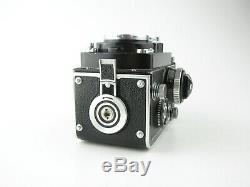 F&H Rolleiflex 2,8 F 6x6 TLR twin lens reflex Carl Zeiss Planar 12,8 f=80mm