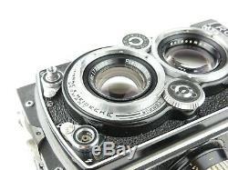 F&H Rolleiflex 3,5F 6x6 TLR twin lens reflex Carl Zeiss Planar 13,5 f=75mm