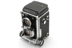 Fedex Exc++++ Mamiya C220 Pro TLR Camera withSekor 105mm F/3.5 JAPAN #1371