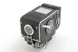 Fedex/dhlsuper Rare! Cla`d Rollei Rolleiflex Wide Rollei Distagon 55mm F/4