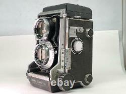 Für Teile Mamiya C3 Pro Tlr Mittelformat W / Sekor 105mm f3.5 Aus Japan