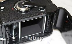 GOOD CONDITION Mamiya C330 S TLR Film Camera + 80mm lens FROM THE UK