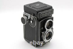IFedExMINT Rolleicord Vb Model II Xenar 6x6 TLR Film Camera From JAPAN #160