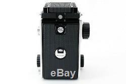 MAMIYA C220 TLR Film Camera with SEKOR 80mm f3.7 Lens EXC++510429