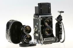 MAMIYA C33 TLR mit Sekor 80mm f/2,8 SNr 352361