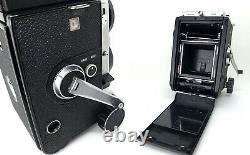 MAMIYA C330 Professional TLR Film Camera / 80mm F/2.8 AS-IS