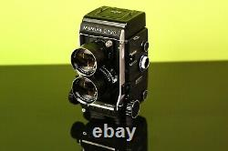 MAMIYA C330f Professional F TLR with SEKOR 135mm f4.5 Lens Complete Kit