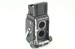 MINT + Case Mamiya C330 Pro TLR 6x6 Film Camera with Sekor DS 105mm f/3.5 #346
