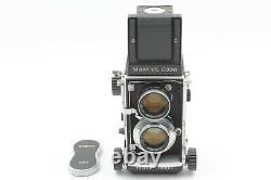 MINT MAMIYA C220 Pro TLR Film Camera + Sekor 105mm F3.5 Lens From Japan #620