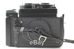MINT / Meter Works Yashica MAT 124 G 6x6 TLR Medium Format Film Camera JAPAN