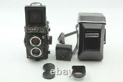 MINT Meter Works Yashica Mat 124G 6x6 TLR Medium Format Camera From JAPAN #F592