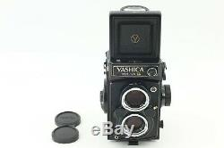 MINT Meter Works! Yashica Mat-124G 6x6 TLR Medium Format Camera from JAPAN