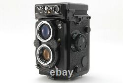 MINT Meter Works Yashica Mat 124G TLR Film Camera 80mm f/3.5 Lens From JAPAN