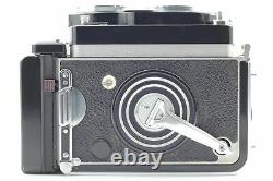 MINT Rollei Rolleiflex 3.5F TLR with Planar 75mm F3.5 Lens From JAPAN #864