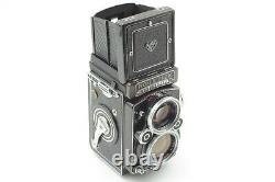MINT TESTED Rollei Rolleiflex 2.8F TLR Camera Planar 80mm f/2.8 From JAPAN 463