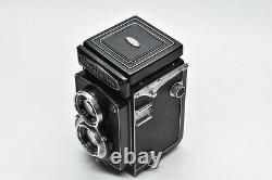 MINT in Box Case Yashica Yashicaflex Model C TLR Camera 80mm F3.5 From JAPAN