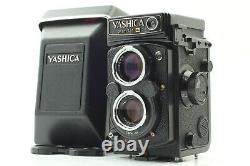 MINT in Case Yashica Mat 124G 6x6 TLR Medium Format Camera from JAPAN