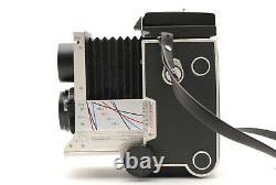 MINTMamiya C220 Pro TLR Film Camera 80mm f/ 3.7 Lens From JAPAN