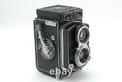 MINTMinolta AUTOCORD MXV Rokkor 75mm f/3.5 TLR Film Camera From JAPAN
