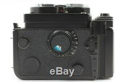 MINTYASHICA MAT 124G TLR FILM CAMERA Yashinon 80mm F/3.5 IFedEx From JAPAN