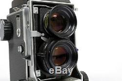 Mamiya C220 Pro 6X6 TLR Camera with 80mm F2.8 Blue Dot Lens + FILM