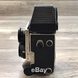 Mamiya C220 Pro 6X6 TLR Camera with 80mm F2 Great Condition