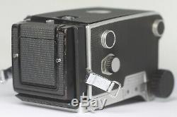 Mamiya C220 Professional TLR Camera Body & 105mm F3.5 & 250mm F6.3 Lens