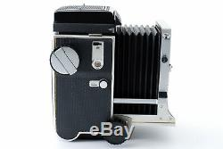 Mamiya C220 Professional TLR Camera Body Only Medium Format withBox Exc++#542208