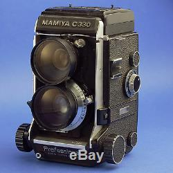 Mamiya C330 Medium Format Camera Kit