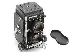 Mamiya C330 Pro F TLR with Sekor 80mm f/2.8 Blue Dot CDS Chimney Finder from Japan