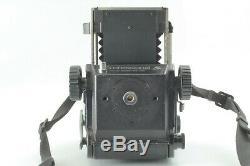Mamiya C330 Pro S TLR Film Camera 105mm f3.5 DS Blue dot Lens From Japan 172