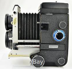Mamiya C330 Professional Medium Format TLR Camera with 80mm 2.8 Sekor Lens