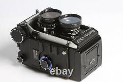 Mamiya C330 Professional S Blue Dot mit Mamiya Sekor S 2,8/80 Lens