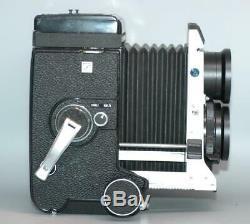 Mamiya C330 Professional TLR camera with 80mm f2.8 Blue-dot lens Nice Ex++