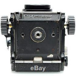 Mamiya C330 TLR Film Camera with Prism Finder, 80mm f2.8 Lens, Grip