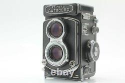 Meter Works EXC+++++MINOLTA Autocord L 6x6 TLR Film Camera from Japan #66
