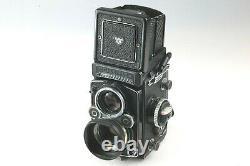 Meter Works! EXC+++++ Rolleiflex 3.5F 6x6 Format TLR with Planar 75mm Lens JAPAN