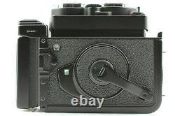 Meter Works MINT in CASE YASHICA MAT 124G 6x6 TLR Medium Format Camera JAPAN