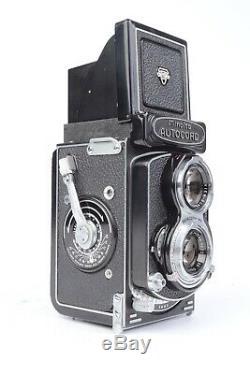 Minolta Autocord LMX 120 Medium Format TLR Film Camera 75mm f3.5 Rokkor #M53556