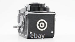 Minolta Autocord MX TLR Medium Format Film Camera Rokkor 75mm F/3.5-CLAd