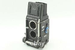 Mint MAMIYA C330 Pro Professional F TLR Camera Body + Strap From JAPAN #4206