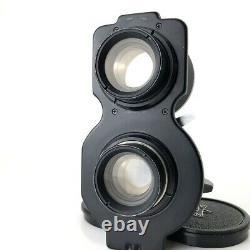 N MINT F/S MAMIYA C330 Pro TLR Camera & Sekor 55mm f/4.5 Lens from Japan