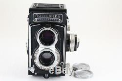 N MINT IN CASE ROLLEIFLEX T2 TLR 3.5 with Tessar 75mm f/3.5 Meter Works