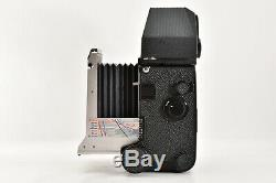 N MINT+ MAMIYA C220 Pro F TLR + Sekor S 80mm F2.8 CdS Finder From JAPAN 505Y