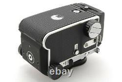 N MINT+++Mamiya C220 Pro TLR Film Camera 55mm f/4.5 Lens SL-5 From JAPAN