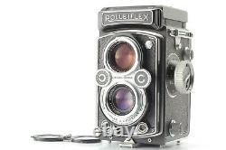 N. MINT Rolleiflex 3.5 B Film Camera Carl Zeiss Tessar 75mm F3.5 Lens From JP