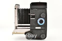 N MINT in BOX Mamiya C330 Pro f TLR sekor 55mm 105mm 180mm Lens From Japan 708
