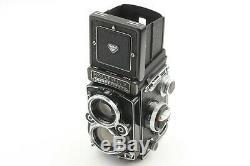 N MINT in CASE Rolleiflex 2.8F TLR Film Camera + Planar 80mm f/2.8 from JAPAN