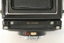 N MINTMinolta Autocord L CHIYOKO TLR Film Camera Rokkor 75mm f/3.5 From JAPAN